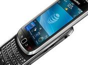Nueva BlackBerry Torch 9800
