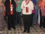 Colectivo Mujeres Araucaria conmemoró muerte padre André Jarlán