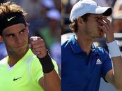 Open: Nadal, octavos; Murray, eliminado
