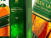 Johnnie Walker Green Label: whisky para deleitarse