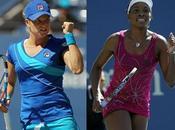 Open: Clijsters Venus metieron cuartos