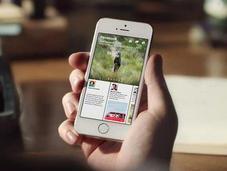 Facebook introduce revista digital Paper, publicación similar Flipboard