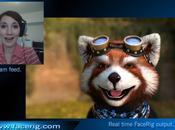 FaceRig convierte rostro Avatar tiempo real