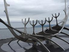Reykjavik: pequeña capital Islandia