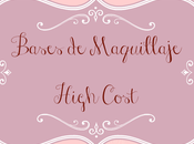 Bases Maquillaje High Cost Breves Reseñas