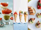 Catering ideas: cucuruchos salados