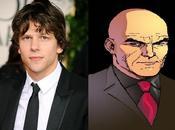 Jesse Eisenberg Será Luthor Batman Superman