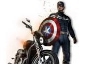Nueva promoción Capitán América: Soldado Invierno Harley Davidson