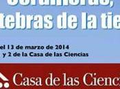 Muestra 'Cordilleras, vértebras tierra' Casa Ciencias (Logroño, España)