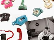 Pensando teléfonos vintage