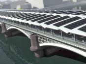 Londres inaugura mayor puente solar mundo