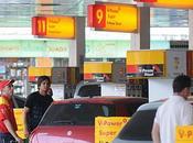 Shell aumentó precio combustibles segunda