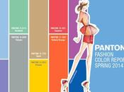 Fashion Trends: Pantone Spring 2014