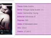 {Reseña} Calle Dublin, Samantha Young