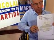 Walter Márquez presenta Partida Nacimiento Maduro:Colombiano