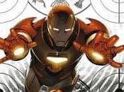 [Reseña] Marvel Deluxe. Invencible Iron Buscado Mundo