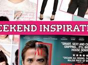 WEEKEND INSPIRATION: Ryan Gosling George Clooney!