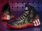 Zapatos Adidas para Star Game 2014.