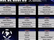 Fase grupos Copa Bridgestone Libertadores 2014.