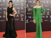 Mejores vestidas Goya