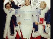 Irina Shayk desfiló orgullosa delegación rusa, Juegos Invierno Sochi