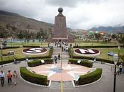 Ecuador ciudad mitad Mundo