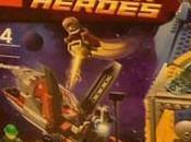 Revelada imagen pack LEGO Guardianes Galaxia