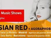 Vodafone Music Show: Russian Madrid Barcelona