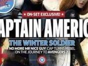 Capitán América: Soldado Invierno portada Total Film