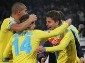 Nápoles gana Roma