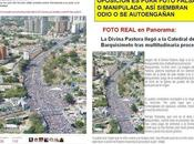Fascistas venezolanos desinforman para generar caos