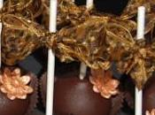 Cake pops chocolate avellanas