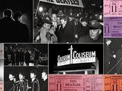 años: Primer concierto EE.UU. Washington Coliseum febrero 1964 (+Video)