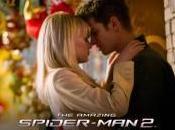 Peter Gwen nueva imagen Amazing Spider-Man Poder Electro