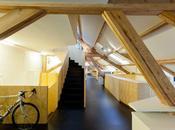 Oficinas Minale Design Strategy Bruselas: madera como clave para afianzar marca.