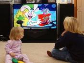 Niños demasiadas horas televisión