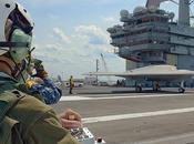 portaaviones nuclear EE.UU. George Bush dirige golfo Pérsico