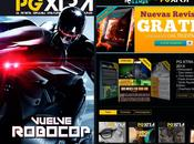 Proyecto Gamer, revista videojuegos