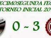 Colón:0 Lanús:3 (Fecha 12°)