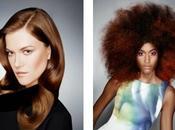 Looks 2014 SCHWARZKOPF colaboración Karl Lagerfeld