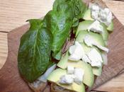 Inspiración Pinterest: Sandwich verde