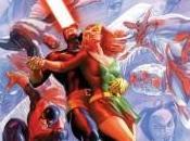 Espectacular portada alternativa Alex Ross para All-New X-Men