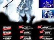 Izal añaden conciertos gira 'Agujeros Gusano'