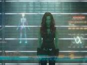 Saldana presenta Gamora otra featurette Guardianes Galaxia