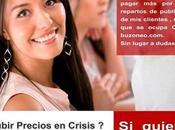 anunciante alegran OPEN-buzoneo.com Sube Precios