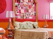 Decorative bedroom relaxation feng shui