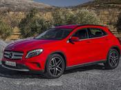 GLA, nuevo todocamino compacto Mercedes-Benz