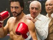 "Póster imagen ""Hands stone"" Robert Niro tráiler ""Non-Stop"" Liam Neeson"