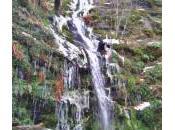 Ruta cascadas santa cruz valle urbión