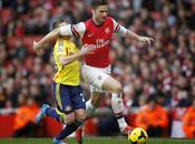 Goleada Arsenal ante Sunderland
